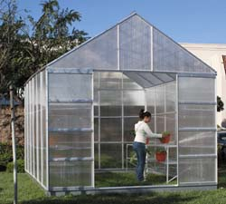Harbor Freight One Stop Garden 10x12 Greenhouse